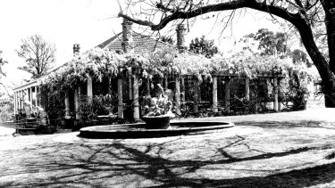The Norman Lindsay Gallery and Museum, at Faulconbridge, the Blue Mountains, set in his home and garden.