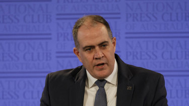 ABC managing director David Anderson will appear at Senate Estimates on Wednesday.