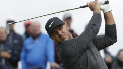 World No.1 Koepka out of Presidents Cup with knee injury