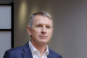 ASX chief Dominic Stevens says CHESS replacement on track for April 2023 delivery.