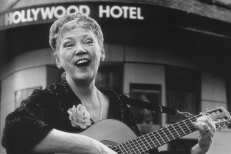 Sydney identity, Hollywood Hotel owner Doris Goddard dead at 89