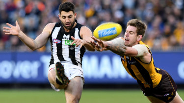 Fasolo is understood to be wanting a fresh start, and Carlton are interested.