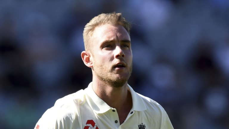 Stuart Broad is not an automatic starter for England's Test side.