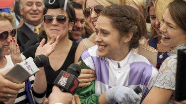 'Moral decision': Cinema pulls Michelle Payne film over racing scandal