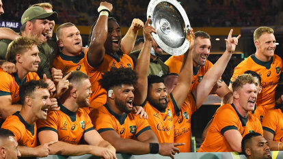 Player ratings: The Wallabies who led the charge to No.3 world ranking