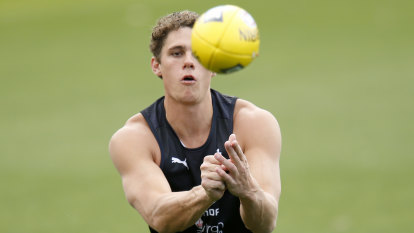 Curnow to miss opening rounds of Blues' season