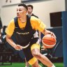 'I'm doing this, plan around it': Exum all in as Boomers chase gold