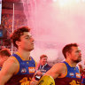 Premier in 'behind the scenes' talks to nab AFL grand final for Queensland