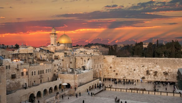 The Morrison government's pointless Jerusalem moment