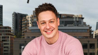 It's a real heartbreaker: Bachelor Matt Agnew's secret gig at NAB