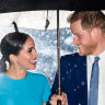 Prince Harry and Meghan make final split with the royal family
