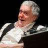 If you care about acting, rush to see Max Gillies in this Beckett