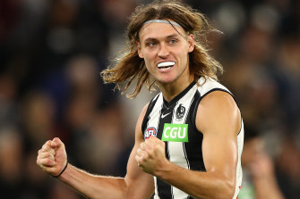 Should Darcy Moore go forward against West Coast?