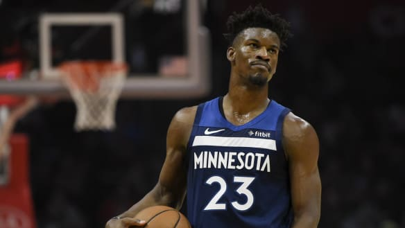 Contenders: Simmons 'can't wait' to link up with All-Star Butler