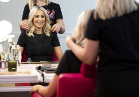 Roxy Jacenko in I Am .... Roxy, in which the Sydney PR maven shows off her seemingly fabulous and rich  lifestyle.