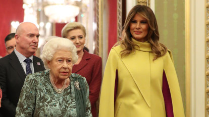 'I want Melania to mean something': Is FLOTUS speaking through clothes?