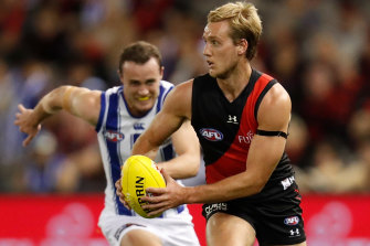 Essendon's clash with North Melbourne is set to move to Queensland.