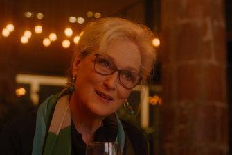 Meryl Streep headlines the star-studded  movie Let Them All Talk.