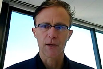 Stephen Doyle is under investigation for insider trading.