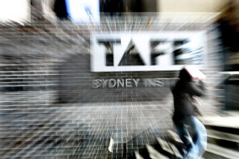 The NSW Auditor-General has released a scathing report into the restructuring of TAFE NSW.