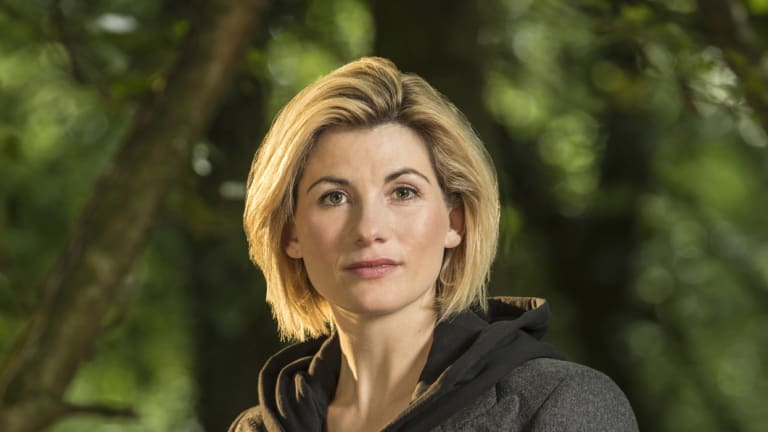 Jodie Whittaker is the first woman lead in Doctor Who.