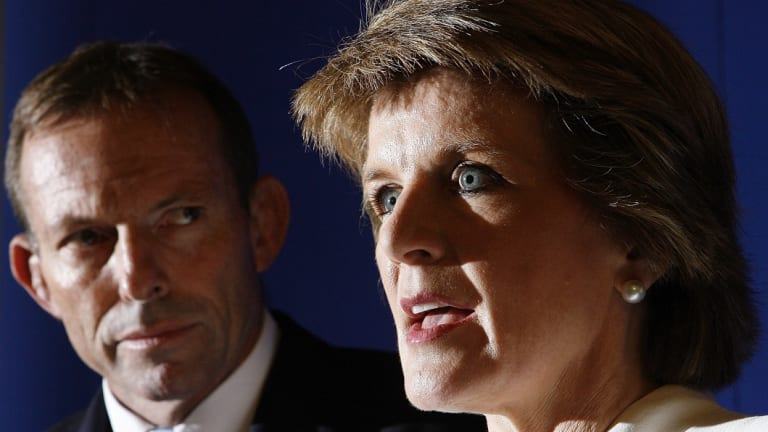 Julie Bishop served as Deputy under Brendan Nelson, Tony Abbott and Malcolm Turnbull twice.