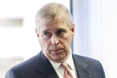 Prince Andrew is stepping down from his public duties.