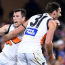 GWS Giants finish Brisbane Lions' season in a thriller