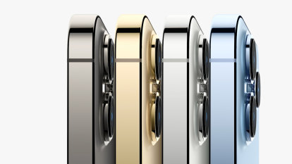 Apple iPhone 13 plans aimed at the data hungry