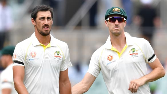 Starc will find his fiery best in Perth: Paine