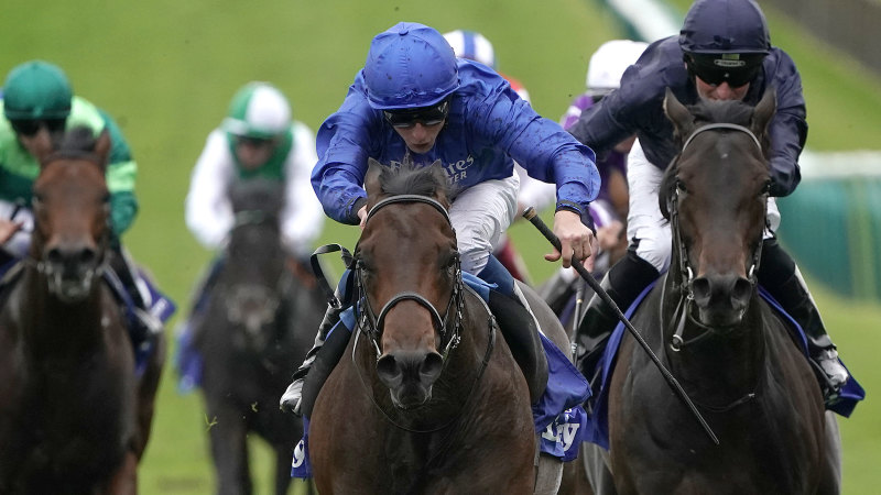 Inside operating: World's best two-year-old now Everest favourite