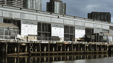 Development Victoria has announced the historic Central Pier in Docklands will be demolished.