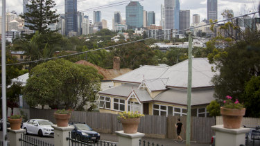 Brisbane's inner-city suburbs such as Woolloongabba are becoming increasingly unaffordable for low income earners.