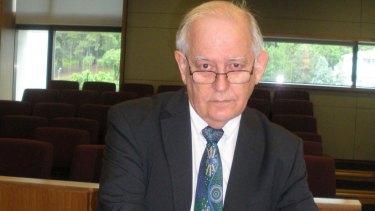 Heiner Affair whistleblower Kevin Lindeberg
