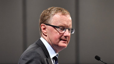 RBA governor Philip Lowe does not expect wages growth to pick up significantly.
