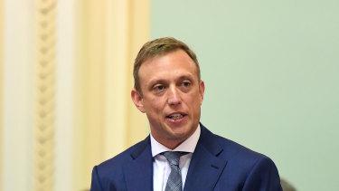 Health Minister Steven Miles.