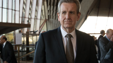 Barry O'Farrell will headline Peter King's preselection launch on Sunday.