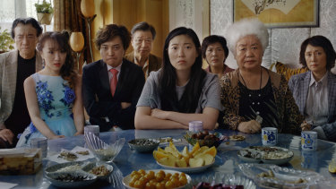The Farewell examines the cultural shifts and misunderstandings of a family divided by emigration.