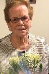 Alice Bacon, 93, has died after being diagnosed with coronavirus.