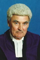 "In sentencing Elmer in 1998, County Court Judge Thomas Neesham said Elmer had indulged in ""depraved self-gratification""."