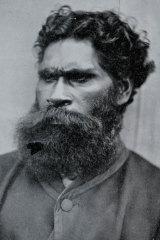Barak in 1866.