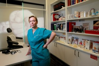 Melbourne surgeon Dr Jill Tomlinson is a founding member of Destroy the Joint.