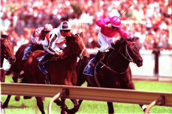 Cox Plate winner Octagonal was another popular champion for the Inghams.