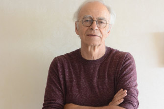 Peter Singer on asylum seekers: 'To take a stand on that, without any consideration of the politics, is going to lead to awful consequences.'