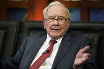 The market is eagerly awaiting the release of Warren Buffett's annual letter.