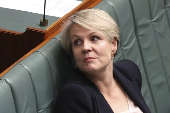 Tanya Plibersek regrets not calling out misogyny when Julia Gillard was prime minister.