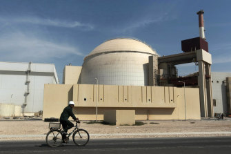 The Bushehr nuclear power plant has undergone a temporary emergency shutdown, state TV reported on Sunday.