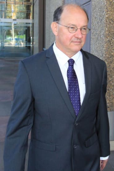 Founder of the Australian Anti-paedophile Party Dr William Russell Pridgeon has been arrested.