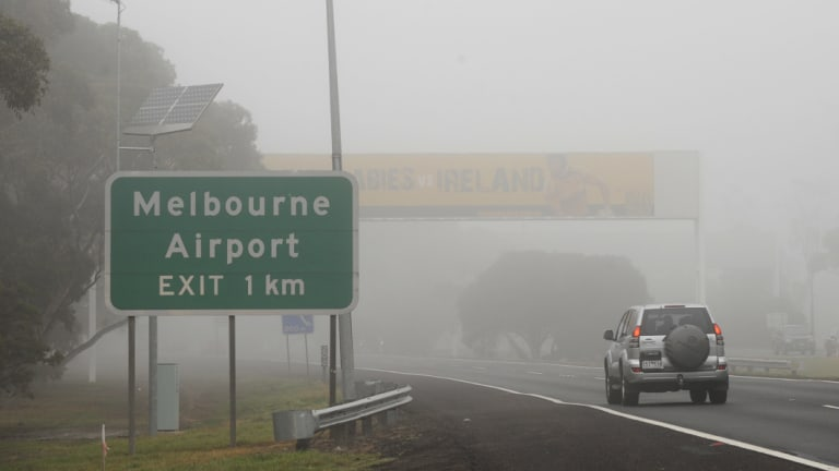 A rail route to Melbourne Airport is still a long way off.