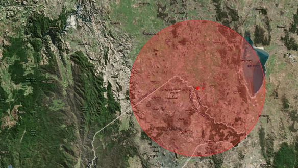 Canberra shudders through 3.1 magnitude earthquake